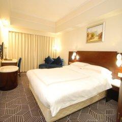 Overseas Chinese Friendship Hotel 3* Стандартный номер с различными типами кроватей фото 8