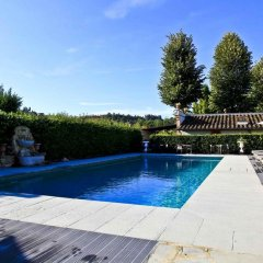 Отель Villa Olmi Firenze бассейн фото 3