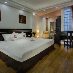 Noble Boutique Hotel Hanoi 3* Представительский номер с различными типами кроватей фото 5