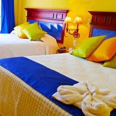 Hotel Las Hamacas 3* Стандартный номер с 2 отдельными кроватями фото 3