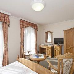Отель Pension Villa Rosa 3* Стандартный номер с двуспальной кроватью фото 3