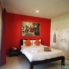 Отель Saphli Villa Beach Resort 2* Бунгало с различными типами кроватей фото 2