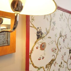 Отель Villa Sorel Булонь-Бийанкур интерьер отеля