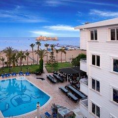 Kilikya Hotel Турция, Силифке - отзывы, цены и фото номеров - забронировать отель Kilikya Hotel онлайн пляж