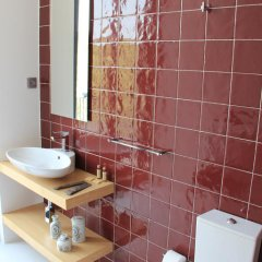 Отель Quinta de Fiães ванная фото 2