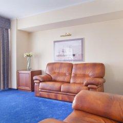 Marins Park Hotel Novosibirsk 4* Люкс апартаменты с различными типами кроватей
