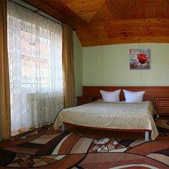 Гостиница Zoriana Номер Делюкс с различными типами кроватей фото 9