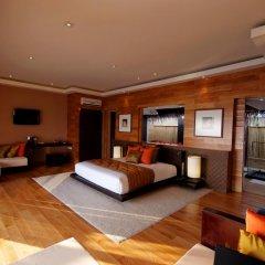 Отель Adaaran Prestige Vadoo 5* Вилла с различными типами кроватей фото 6