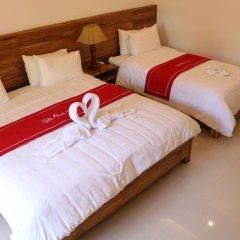 Отель Villa Oasis Luang Prabang 3* Номер Делюкс с различными типами кроватей фото 5