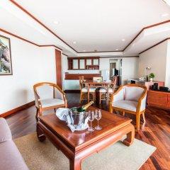 Andaman Beach Suites Hotel 4* Люкс 2 отдельные кровати фото 3
