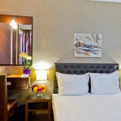 Отель Spa Hotel Sveti Nikola Болгария, Сандански - отзывы, цены и фото номеров - забронировать отель Spa Hotel Sveti Nikola онлайн комната для гостей фото 2