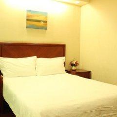 GreenTree Inn JiangXi JiuJiang Railway Station Business Hotel 3* Стандартный номер с различными типами кроватей