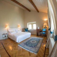Отель Castello Di Mornico Losana Номер Делюкс фото 39