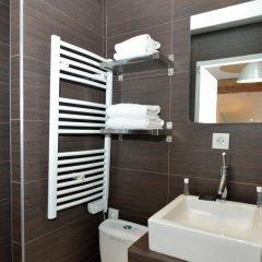 Отель Appart' Pradel Франция, Лион - отзывы, цены и фото номеров - забронировать отель Appart' Pradel онлайн ванная фото 2