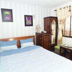 Отель Ken's House Backpackers Downtown 2 2* Номер Делюкс фото 15