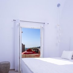 Art Hotel Santorini 4* Люкс с различными типами кроватей фото 7