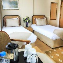 Anka Business Park 3* Стандартный номер с различными типами кроватей фото 5