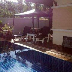 Отель Villa 140 пляж Банг-Тао бассейн фото 3