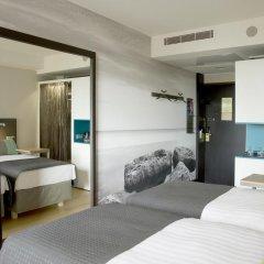 Radisson Blu Hotel, Espoo 4* Стандартный номер с разными типами кроватей фото 4