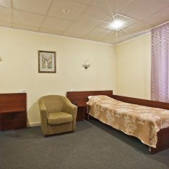 Гостиница Сити Номер Эконом с разными типами кроватей