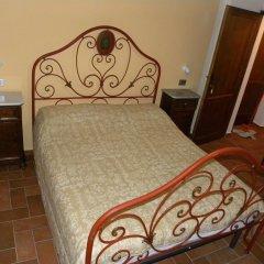 Отель Agriturismo I Poggi Gialli Синалунга комната для гостей фото 3