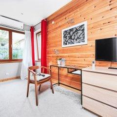 Гостевой дом Резиденция Парк Шале комната для гостей фото 5