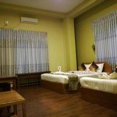 Gold Star Hotel 2* Номер Делюкс с различными типами кроватей фото 4