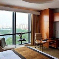 Guoman Hotel Shanghai 4* Представительский номер с различными типами кроватей фото 2