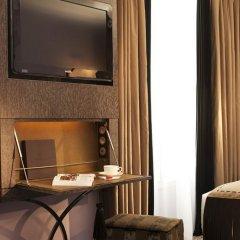 Отель Les Jardins De La Villa 4* Улучшенный номер