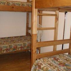 Томас Хостел Кровать в общем номере с двухъярусной кроватью фото 16