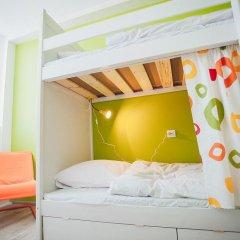 Hostel For You Кровать в общем номере с двухъярусной кроватью фото 22