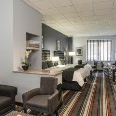 Broadway Plaza Hotel 3* Улучшенный номер с различными типами кроватей фото 9