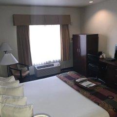 Отель Best Western PLUS Villa del Lago Inn 2* Стандартный номер с различными типами кроватей фото 6
