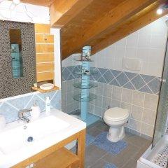 Отель Casa Yami Италия, Падуя - отзывы, цены и фото номеров - забронировать отель Casa Yami онлайн ванная