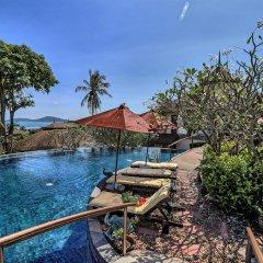 Отель Mangosteen Ayurveda & Wellness Resort бассейн фото 3