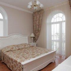 Гостевой Дом Черное море комната для гостей фото 3