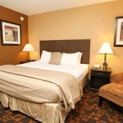 Отель Quality Inn & Suites Denver Stapleton 2* Стандартный номер разные типы кроватей фото 2