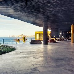 Отель The Cape - A Thompson Hotel Мексика, Кабо-Сан-Лукас - отзывы, цены и фото номеров - забронировать отель The Cape - A Thompson Hotel онлайн пляж фото 2