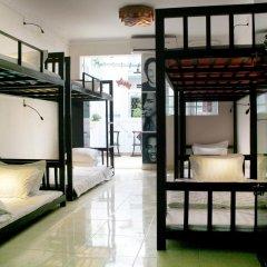 Saigon Friends Hostel Кровать в общем номере с двухъярусной кроватью фото 5