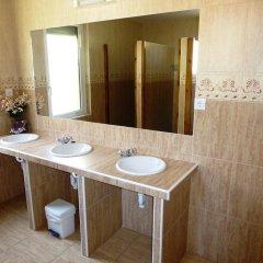 Отель Albergue Turistico Briz ванная