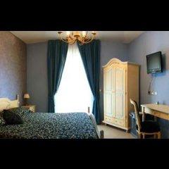 Hotel Scilla 3* Стандартный номер двуспальная кровать фото 28