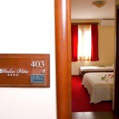 Hotel Dolcevita 4* Стандартный номер с различными типами кроватей