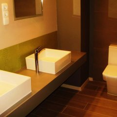 Отель Apartamenty przy Reformackiej ванная