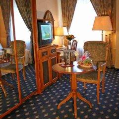 Hotel Kampa 4* Стандартный номер разные типы кроватей