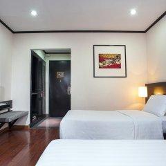 Отель Eastin Easy GTC Hanoi 3* Улучшенный номер с различными типами кроватей фото 3