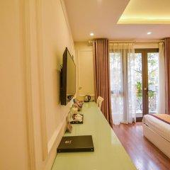 Hanoi HM Boutique Hotel 3* Стандартный номер с двуспальной кроватью фото 10
