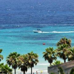 Отель Hipotels Marfil Playa пляж фото 2