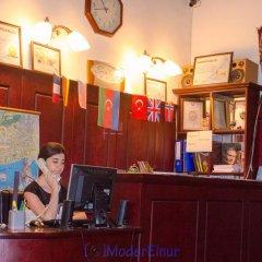 Отель Old City Inn Азербайджан, Баку - 2 отзыва об отеле, цены и фото номеров - забронировать отель Old City Inn онлайн интерьер отеля фото 3