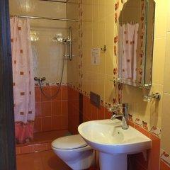 Хостел Красная Поляна Кровать в общем номере с двухъярусными кроватями фото 8