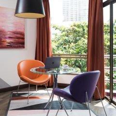 Отель Sandalay Resort Pattaya 4* Улучшенный номер с различными типами кроватей фото 4